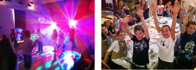 Childrens Disco High Wycombe Buckinghamshire - Children's birthday parties high wycombe